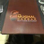 Bilde fra The Mughal Darbar