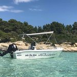 Boat Rental in Vourvourou without a License