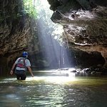 Bayano Canyoning from Panama City