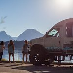 Private Grand Teton Sunset Tour from Jackson Hole