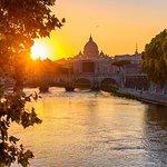Roma en 1 día: principios del Vaticano, Coliseo Saltarse la línea con mini-crucero y almuerzo