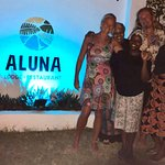 Foto van Aluna Garden Restaurant