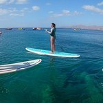 Lanzarote Standup Paddleboard Rental