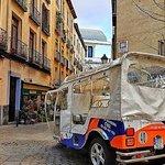 Gran Resumen de Madrid 2 Horas de Tuk Tuk Tour