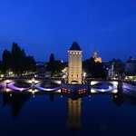 Private Night Sightseeing Tour of Strasbourg by Pedicab