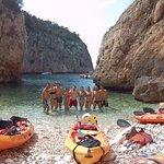 Tour CalaGranadella - Cueva dels Orguens Jávea with Mediterranean tasting menu