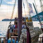Cruzeiro panorâmico Game of Thrones de Dubrovnik com Karaka