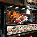 صورة فوتوغرافية لـ Singapore Food Street