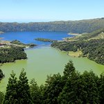 Half-Day van tour, Twin Lakes of Sete Cidades