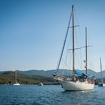 FULL DAY Private Sailing to SPETSES ISLAND
