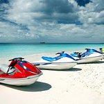 Paseo en moto de agua desde Key West