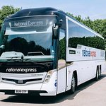 National Express   Stansted Airport to London Liverpool Street (Single)