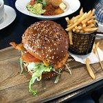 The Fish Burger