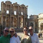 Family Fun Ephesus and Water Park Tour from Kusadasi