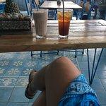 Next Level Cafe Ceningan Foto