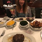Best Steak with my lovely Wife !