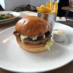 Burger essen macht Spass