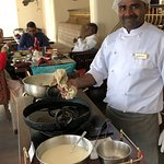 Photo de JAL & JALEBI - Fine Dining by the Ganges