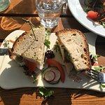 Club sandwich à 17,50 CHF!
