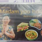 "Foto de madame yoo hoo "" The Restaurant"""