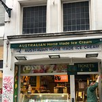 Australian Homemade Ice Cream照片