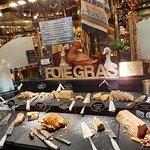 Buffet des foies gras