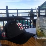 Try the Mojito! Go Twins!