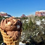 ROCKY RD Ice Cream Co照片
