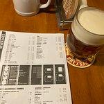 подставка соответствует названию пива)