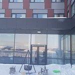 Bilde fra Thon Hotel Kirkenes Restaurant