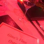 Table, menu...