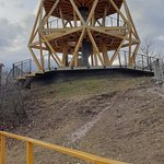 The Guckler Károly Viewpoint nearby