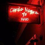 Φωτογραφία: Cerdo Negro