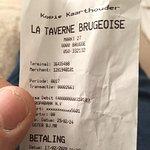 Photo de La Taverne Brugeoise