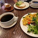 Morning Brew Cafeの写真