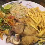 Valokuva: Bamboos Garden Restaurant Bentota