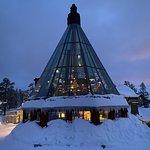 Valokuva: Ravintola Aurora Sky