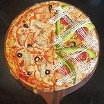 Ảnh về Pizza Củi