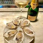 Krug & Oysters