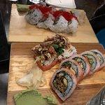 Foto van Naked Fish Sushi Restaurant