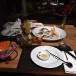ภาพถ่ายของ ห้องอาหาร ระเบียงชา