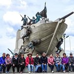 Small Group Punta Arenas Shore Excursion: Fort Bulnes and City Tour
