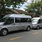 Shuttle Bus from Da Nang Airport to/from Hoi An