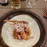croustilant de crabe