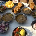 Authentic Breakfast with locals and tour to Giza pyramids, sphinx include Camel Ride