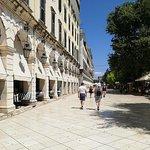 Corfu Old Town Walking Tour: Historic Buildings & Great Personalities