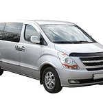 Transfer in private minivan from Ingeniero Ambrosio Taravella Airport to Cordoba
