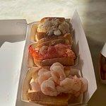 Luke's Lobster Times Square照片