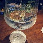 Gin Sul mit Glasstrohhalm - man schmeckt den Unterschied!