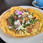 Mediterrean Omelette
